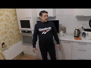 Белая Кухня.Люберцы, Встроенный холодильник