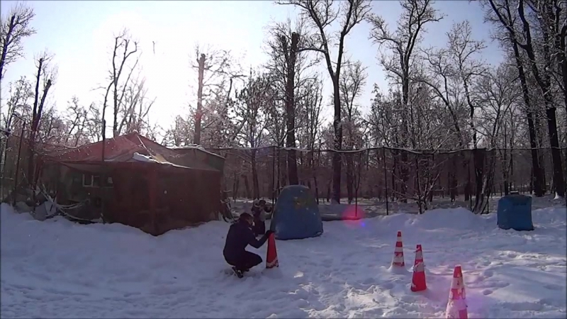 тренировка по спорт пейнтболу передавливание и удержание аппонента 2я часть pbc.kz КЛУБ СКОРПИОН
