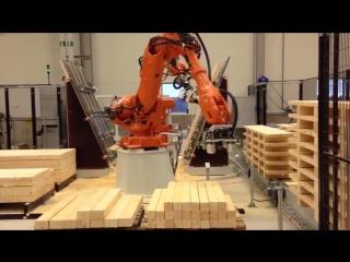 Робот-столяр