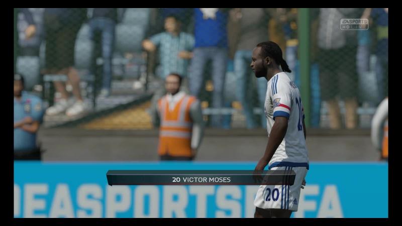 FIFA 16 / Товариський Турнір / Пів-Фінал / Челсі- Портланд 1:0 Моссез