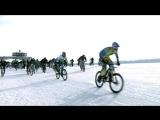 На велосипеде с ледника