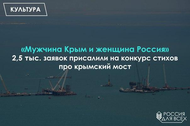 Керченский мост конкурс песен