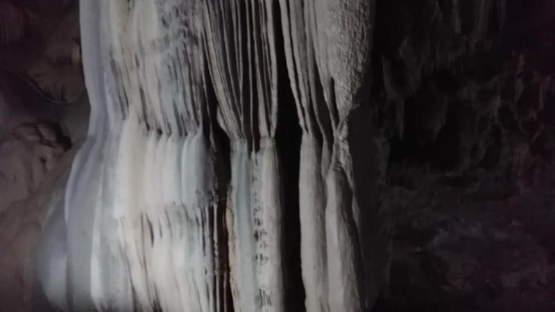 Абхазия 2017 Новый Афон Новоафонские пещеры Душа Абхазии