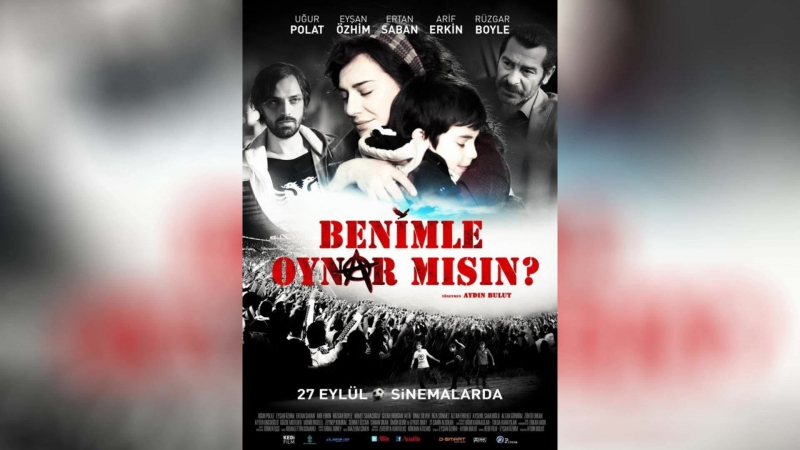 Benimle Oynar misin (2013) |