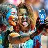 Фестиваль красок в г. Шахты