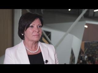 Президент Рыбаков Фонда Елена Ульянова о том, почему Преактум  это классно!