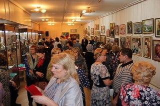 Выставка «Искусные шедевры» в Усть-Илимске