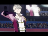 Yuri!!! on Ice | Victor Nikiforov - Stammi vicino | Виктор Никифоров | 1 серия