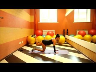 Интервальная женская тренировка
