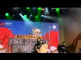 Обе-Рек - Поток (концерт на Поклонной горе, 09.05.2017)