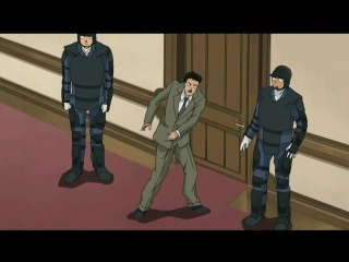 El Detectiu Conan - 537 - Kaito Kid contra la caixa forta (I) (Sub. Castellà)