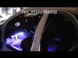 Светодиоднаяподсветкасалонаавтомобилясвоими руками