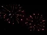 Салют на 96 летие Армавирской Биофабрики. Поселок Прогресс г. Новокубанск 19,08,2017г