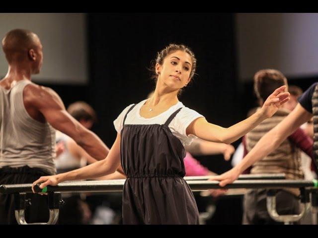 The Royal Ballet class in full (World Ballet Day 2016)