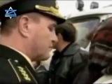 Ритуальное затопление подлодки Курск в день Тиша Беав