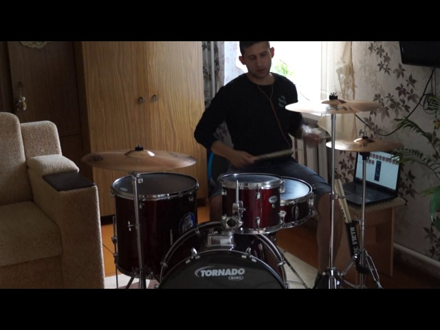 Billy Talent - Ghost Ship of Cannibal Rats (Pavel Antonyuk Drum cover)