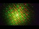 Лазерная цветомузыка GST-119 Калейдоскоп , 6 эффектов