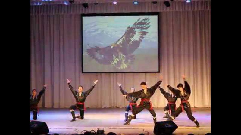 Ирәндек бөркөттәре - Танцевальный коллектив Ирандык