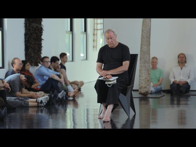 A Living Space Robert Wilsons 75th Birthday Edit 15min