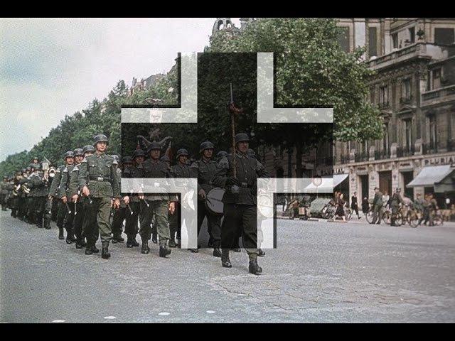 ✠ Wehrmacht - Muß i' denn zum Städtele hinaus ✠