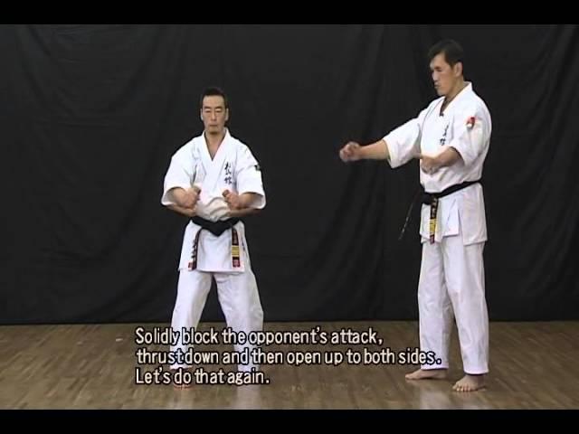 05 Tonfa Jutsu Kata Explanation