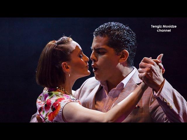Milonga Reliquias portenas. Sabrina and Ruben Veliz. Сабрина и Рубен Велис. Танго 2016.