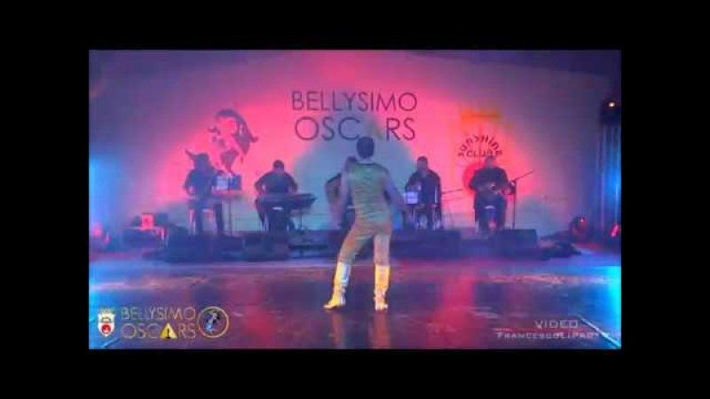 Amir Thaleb LIVE PERFORMANCE @BELLYSIMO OSCARS with Chronis Taxidis Band