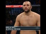 Дебютный бой на UFC Fight Night Гаджимурада Антигулова