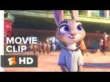 Zootopia Movie CLIP - Arriving (2016) - Ginnifer Goodwin, J.K. Simmons Movie HD