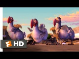 Ice Age (35) Movie CLIP - Sid and the Dodos (2002) HD