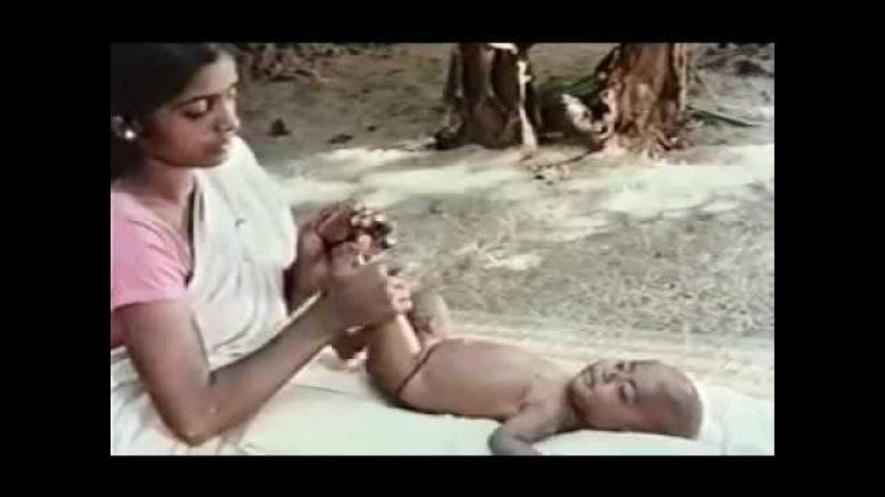 Шантала. Индийский детский массаж