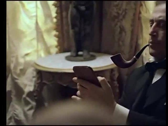 Даже Шерлок делал селфи! (made by channel 11 PNZ)