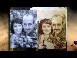 Пирография (выжигание по дереву) Семейный портрет.