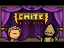 [Smite Fights] 2: Hercules vs Geb (rus)