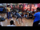 B-BOY LIL G  2017 Workshop how to Basic power  moves