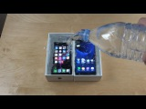 iPhone 7 vs. Samsung Galaxy S7 Water Freeze Test 10 Hours! What Will Happen!