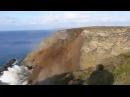 Страшные Кадры Грандиозные обвалы скал с гор