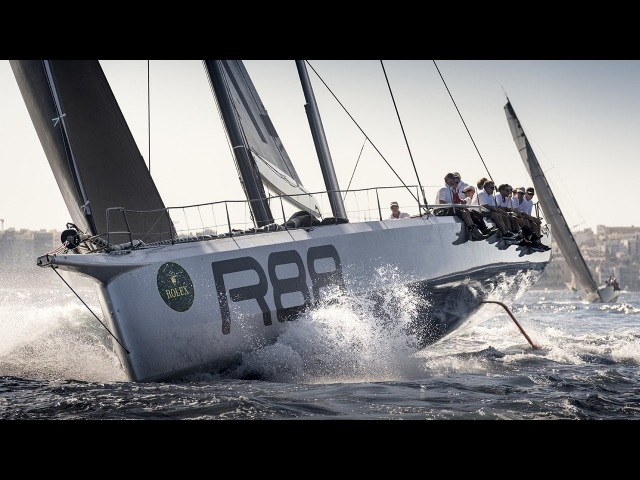 Rolex Middle Sea Race 2016 – Film – The Spirit of Yachting