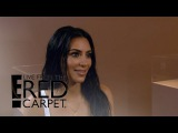 Does Kanye West Give Kim Kardashian Makeup Advice  E! Live from the Red Carpet