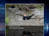 ГТРК ЛНР. Очевидец. Очистка реки Ольховая. 19 мая 2017