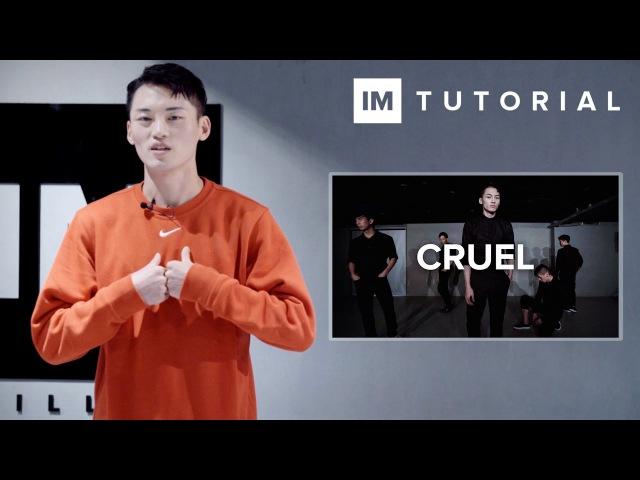 Cruel Snakehips ft ZAYN 1MILLION Dance Tutorial