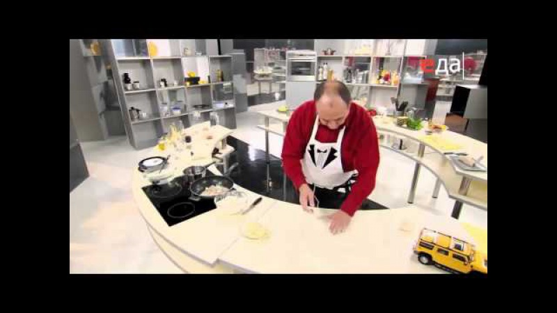 Тесто для заморозки пельменей, вареников, которое не трескается / от шеф-повара / Илья Лазерсон