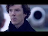 Johnlock  Не уходи
