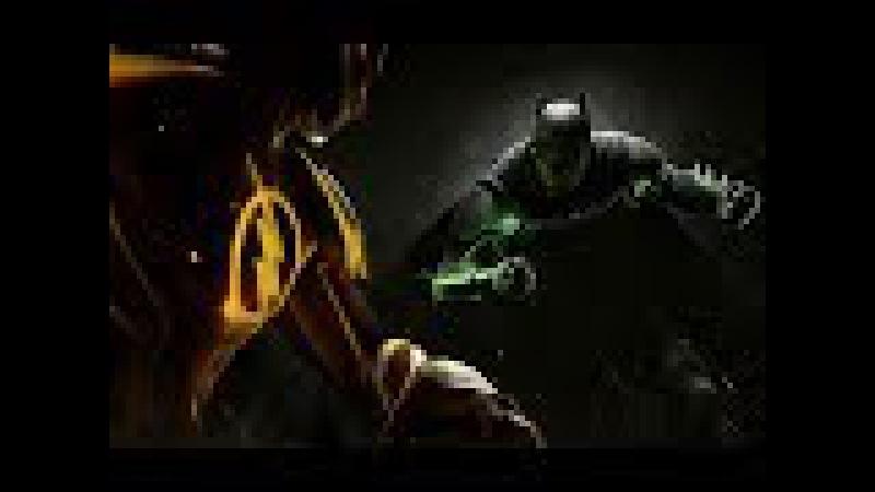 Прохождение Injustice 2 / Несправедливость 2 — Фильм / Игрофильм (все катсцены русска...