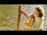 Celtic Harp Solo  A Trip to the Islands (Keltische Harfe)