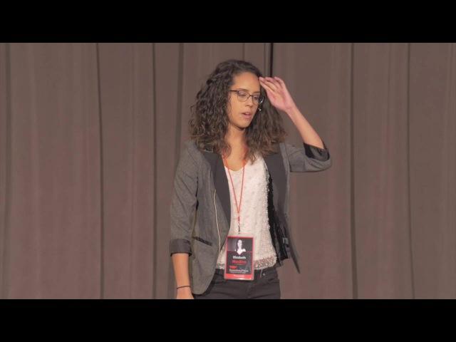 What They Don't Tell You About Mental Illness | Elizabeth Medina | TEDxSpeedwayPlaza