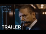 Murder on the Orient Express  Official Trailer 2 HD  20th Century FOX