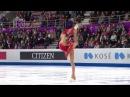 2016 ISU Junior Grand Prix Final - Marseille - Ladies Free - Alina ZAGITOVA RUS