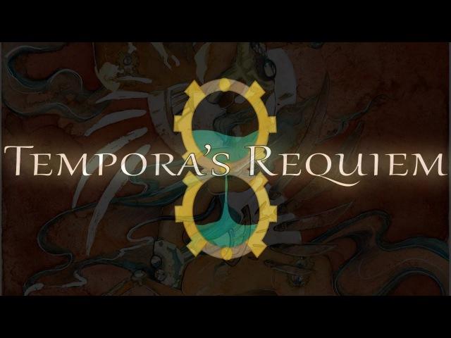 Jyc Row feat. Decibelle - Tempora's Requiem