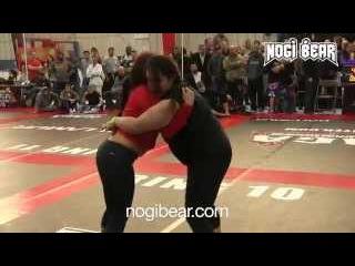 Female No-Gi Grappling • Natalie Santillo vs Bianaca Zavala • NAGA 02.07.15
